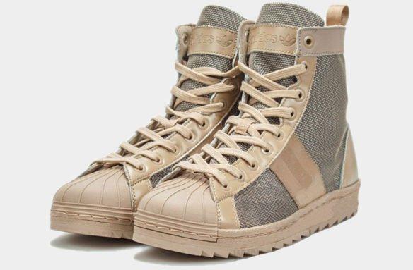 Фото Adidas Superstar Jungle Boots (Military Khaki) - 1