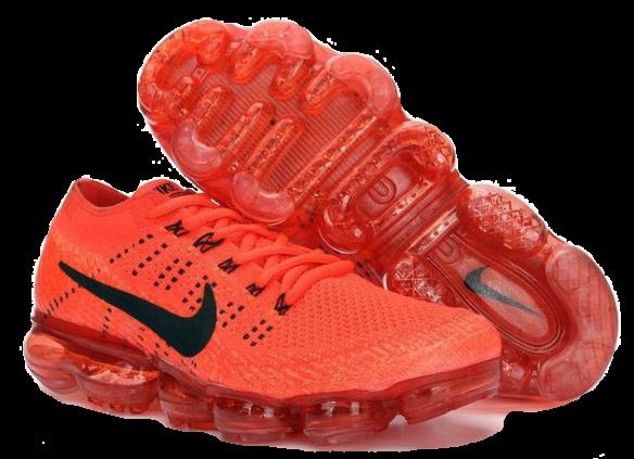 Фото Nike Air VaporMax Красные - 2