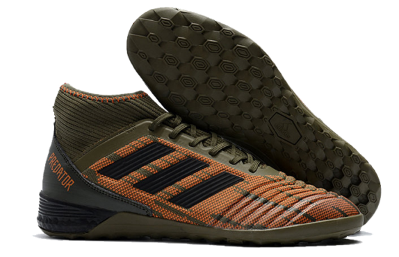 Фото Adidas Predator Tango 18.3 Коричневые - 2