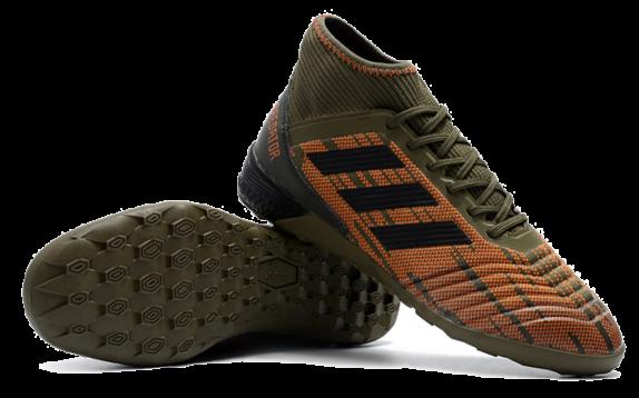 Фото Adidas Predator Tango 18.3 Коричневые - 3